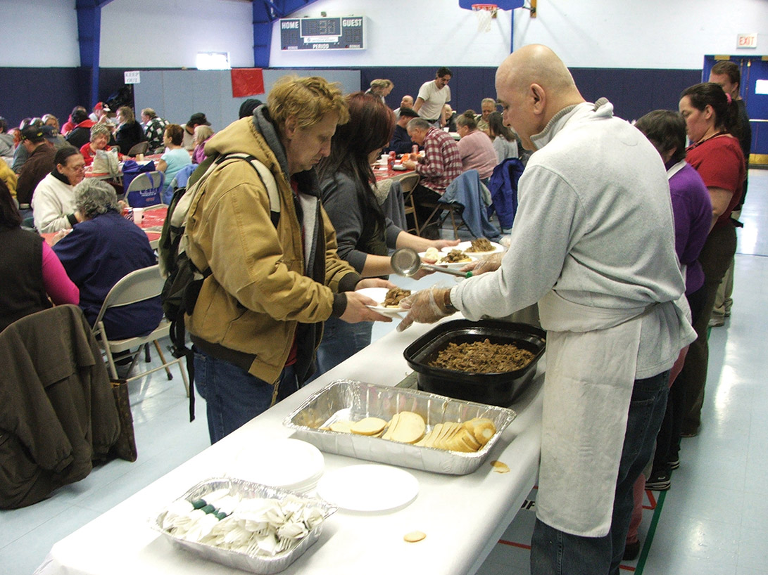 Food Pantries, Soup Kitchens & Shelters