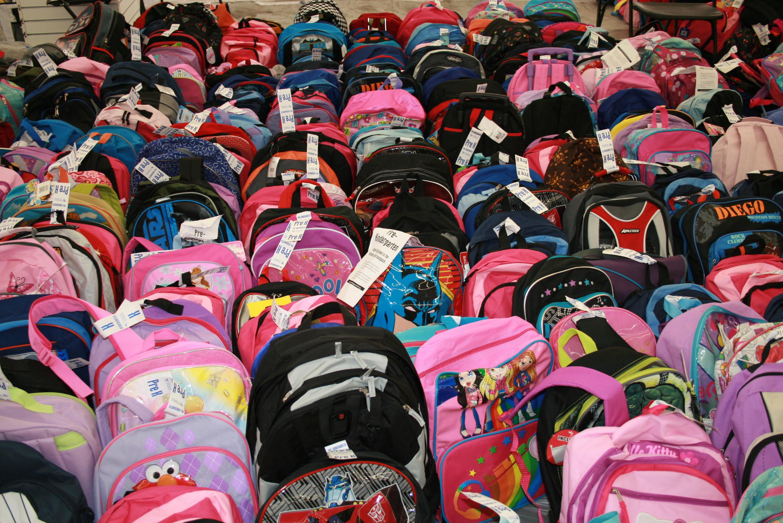 Weekender Backpack Program Greater Berks Food Bank